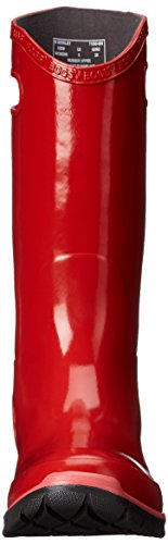 Bogs Womens Berkley Rubber Boots Rosso (rosso)