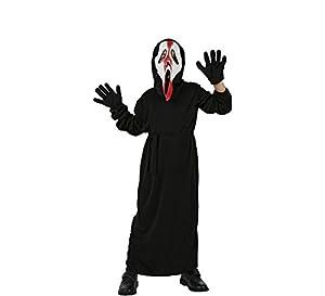 Atosa 98286 Disfraz fantasma 3-4 años, talla niño