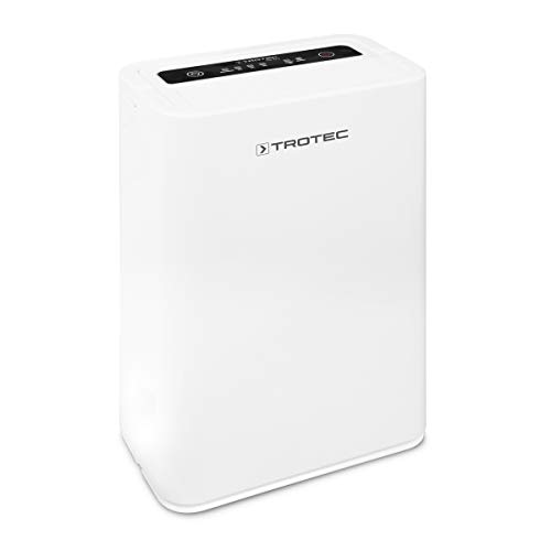entfeuchter keller TROTEC Komfort Luftentfeuchter TTK 52 E (max.16 L/Tag), geeignet für Räume bis 78 m³ / 31 m²