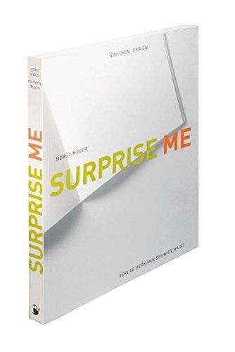 Surprise me: Editorial Design -