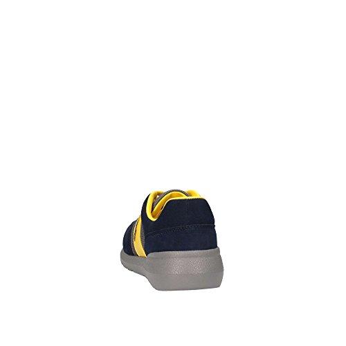 Scarpa Ralph Lauren Cordell grigia Blue/Yellow