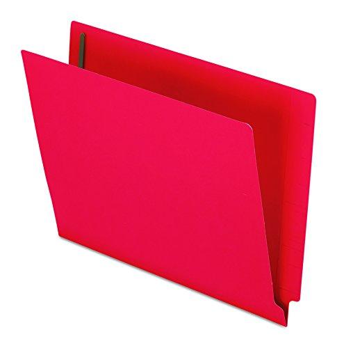 Pendaflex Hängemappen Farbe end-tab Verschluss Ordner, Brief Größe, Rot, gerader Schnitt, 50/BX (h10u13r) - Ordner-verschluss Brief Größe