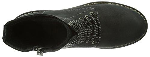 Tamaris 25296 Damen Combat Boots Schwarz (Black 001)