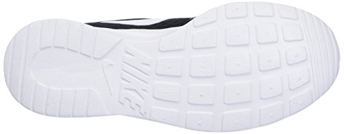 Nike Damen Tanjun Laufschuhe Schwarz (Schwarz/Weiß)