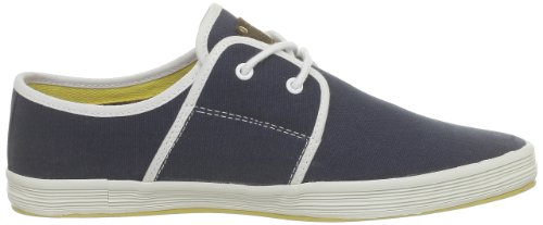 Fish 'N' Chips by Base London, Herren Sneaker Bleu (Navy)
