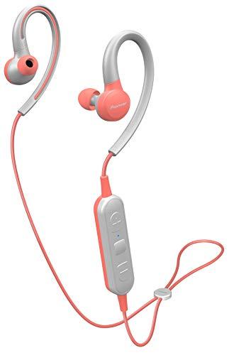 Pioneer SE-E6BT(P) Auriculares deportivos inalámbricos in-ear (6 horas de reproducción