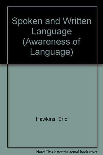 Spoken and Written Language (Awareness of Language)