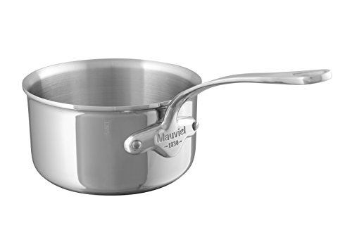 Mauviel1830 - M'Cook 521024 - Casserole inox - 24 cm