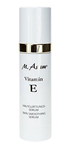 M.Asam Vitamin E Hautglättungs Serum