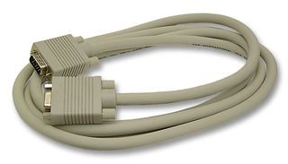 LEAD, SVGA COAX, M TO F, 2M 3088HQ By VIDEK Coax Cable Assembly
