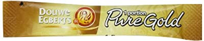 Douwe Egberts Pure Gold Instant Coffee Sticks, 200x1.5g, 200 portions, Garden, Lawn, Maintenance by Garden-Outdoor