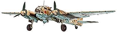 Revell 00452 - Technik Modellbausatz Flugzeug 1:32 - Junkers JU88 A-4 mit Elektronik für Tolle Effekte im Maßstab 1:32, Level 5, Originalgetreue Nachbildung mit vielen Details - von Revell
