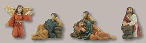 Figuras de la pasión: Apariencia para aprox. 5cm figuras
