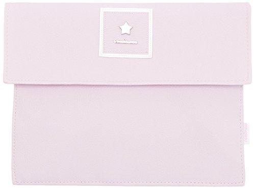 cambrass Basic Protège-Carnet de Santé Rose 3 x 17 x 25 cm Cambrass