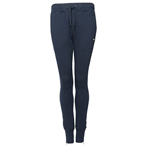 Slazenger - Pantalon de sport - Femme Bleu Marine