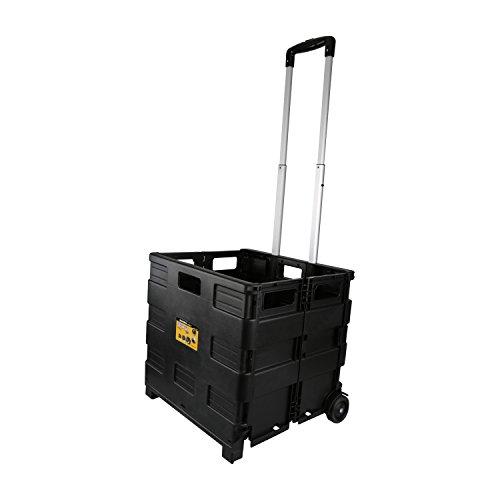 Olympia herramientas 85-010Grand pack-n-roll portátil herramienta Carrier, negro