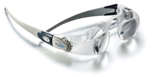 eschenbach maxdetail Eschenbach Lupenbrille Vergrößerungsfaktor: 2 x Max Detail