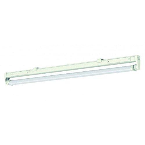 Norka Boîtier LED Luminaire Lampe PL 1000-01 PLASMA-M1200 840/400 K EVG l1255 mm Plafond/Applique Murale 4050018072045