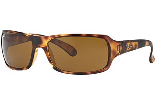 Ray Ban RB 4075 Havana / Crystal Brown Polarized