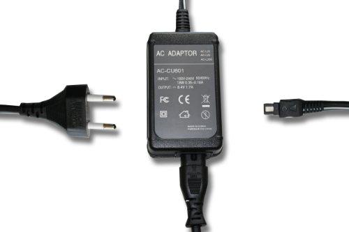 KAMERA-NETZTEIL LADEGERÄT passend für SONY Handycam DCR-SR38E, DCR-SR50E etc. ersetzt AC-L20, AC-L20A,...