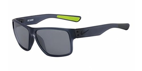 Herren Sonnenbrille Nike Vision Mavrk matte crystal dark magnet grey/bla