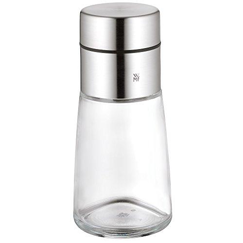 WMF De Luxe Essig-/ Ölspender, 150 ml, Essig und Öldosierer, Cromargan Edelstahl poliert, Glas,...