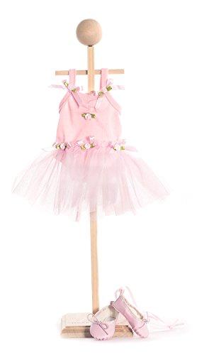 Kidz n Cats Spielpuppen SW10119 - Ballerina Set, Rose