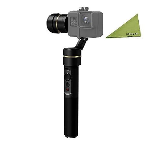 FeiyuTech G5 3-Axis Splash-Proof Handheld Gimbal Support App Control for GoPro HERO5,HERO 5/4/3+/3