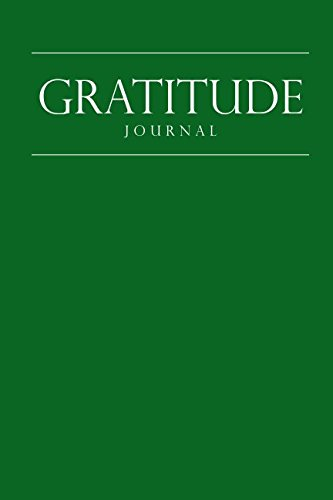 Gratitude Journal: available in 200 colors (Run Forest Green) por Gratitude Journal