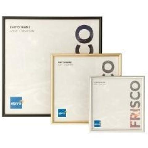 Kenro Frisco Oro 15,2x 15,2cm/15x 15cm, cornice per foto quadrata
