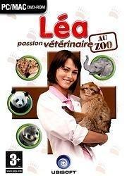 Lea Passion vétérinaire au Zoo