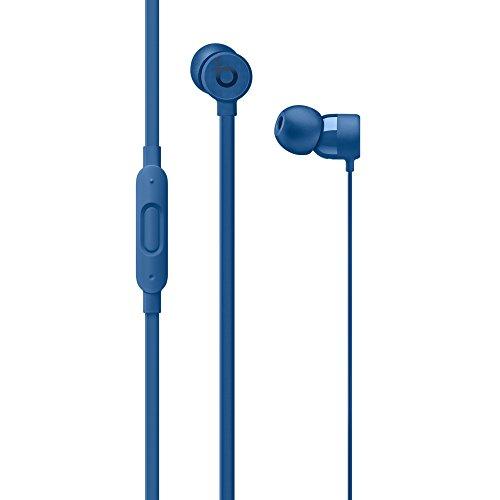 Beats urBeats3 MQFW2ZM/A Auriculares con clavija de 3.5 mm (Alámbrico, Dentro de oído, Binaurale, Intraaural), Azul