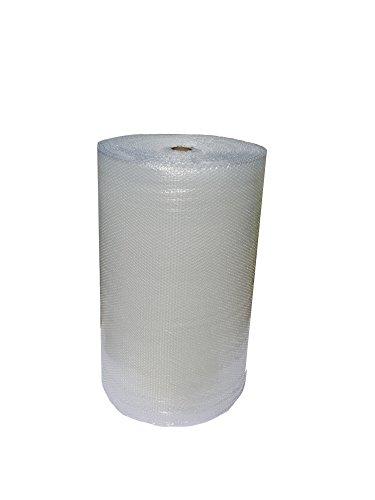 Luftpolsterfolie 100cm x 100m - 1 Rolle Noppenfolie Polsterfolie Knallfolie Polstermaterial Blisterfolie Umzugsfolie