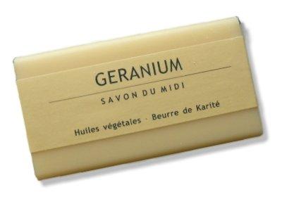 savon-du-midi-seife-geranium