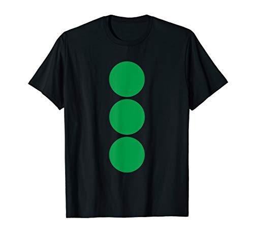 Twister Spiel Halloween Gruppe Kostüm Passendes T-Shirt