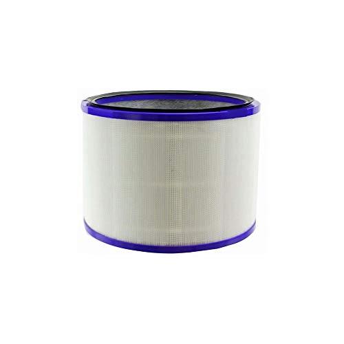 CrystalB Filtre purificateur d'air de Rechange pour Dyson Pure Hot+Cool Link Purifier HP02 HP03 DP01...