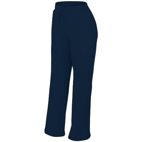 Pantalon de jogging Gildan pour femme Rouge
