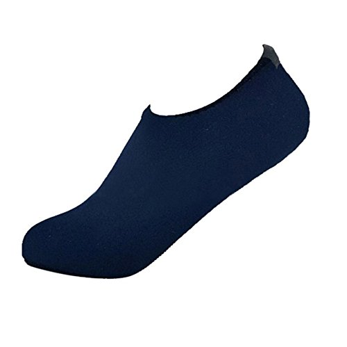 Patifia Barfussschuhe Frauen, Männer Damen Yoga Surf Strand Schnorcheln Socken Outdoor Schwimmen Wassersport Tauchen Rutschfeste Socken Stiefel Socken Sommer Flip Flops Schuhe