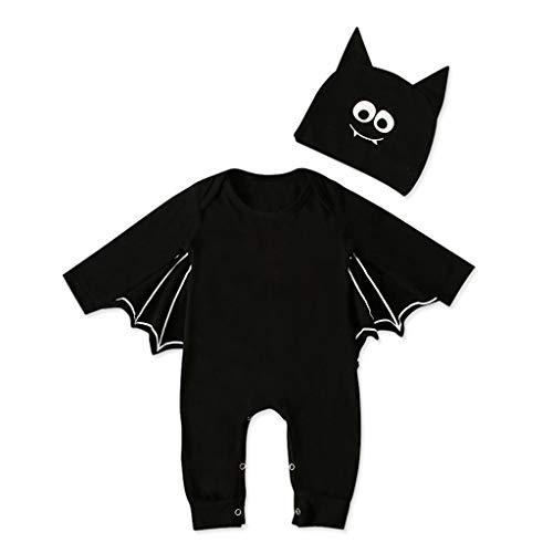 Livoral Kinder Halloween Kostüm, Zauberer Hexe Umhang Kap Robe und Hut für Jungen - Gute Hexe Des Westen Kostüm