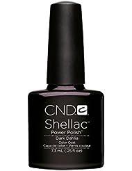 CND Shellac Vernis Gel Dark Dahlia