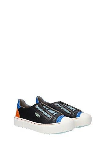 Sneakers Fendi Donna - (8E49103RAF029D) EU Nero