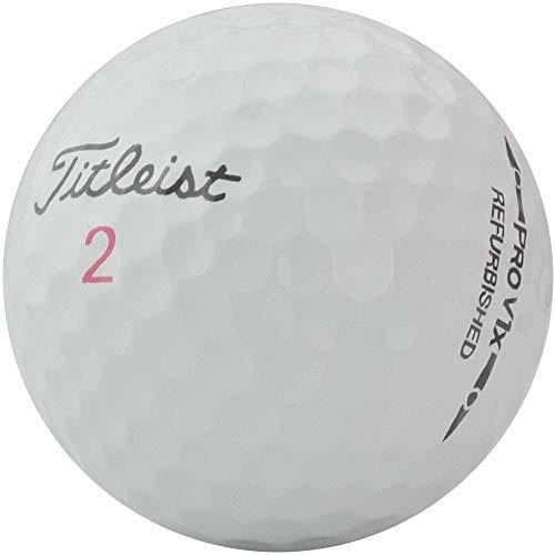 lbc-sports LBCGolf Titleist 24 Pro V1x Premium Refinished Golfbälle - Pearl/Mint