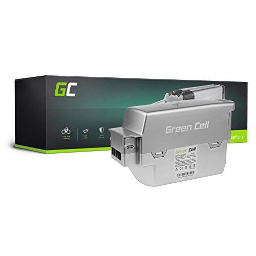 Green Cell EBIKE 24V 17.4Ah Batteria Panasonic System Pedelec con Celle Panasonic Li-Ion Olympia X-Treme Rock Machine SIGA Bicicletta Elettrica