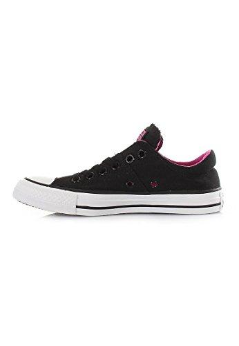 Converse - Converse CTAS Madison OX Black/Plastic Pink Chucks Schuhe Damen Black/pink