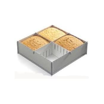 Multisize Cake Pan 30x10cm Aluminium Storage Heavy Duty Baking Commercial