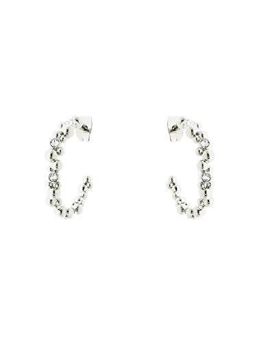 Karen-Millen-Evolution-Crystal-Hoop-Earrings
