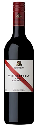 (d'Arenberg The Footbolt Shiraz 2016 trocken (1 x 0.75 l))