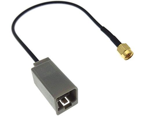 Antennes Adaptateur Fakra M sur SMA M Gps-Dab GSM convient pour AUDI