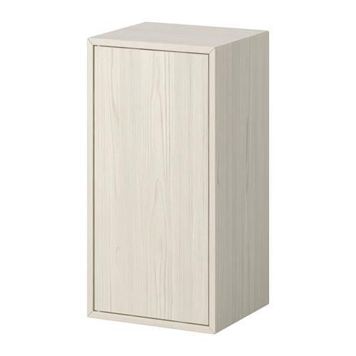 eLisa8 VALJE - Wandschrank/1 Tür, Lärche weiß
