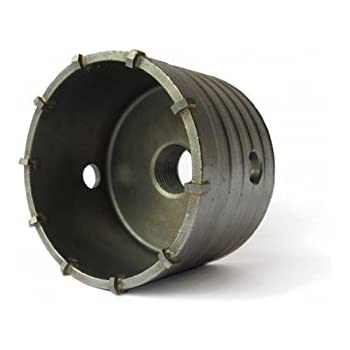 Gut gemocht Bohrkrone Dosenbohrer Ø 60 mm - mit M22 Gewinde: Amazon.de: Baumarkt HI12